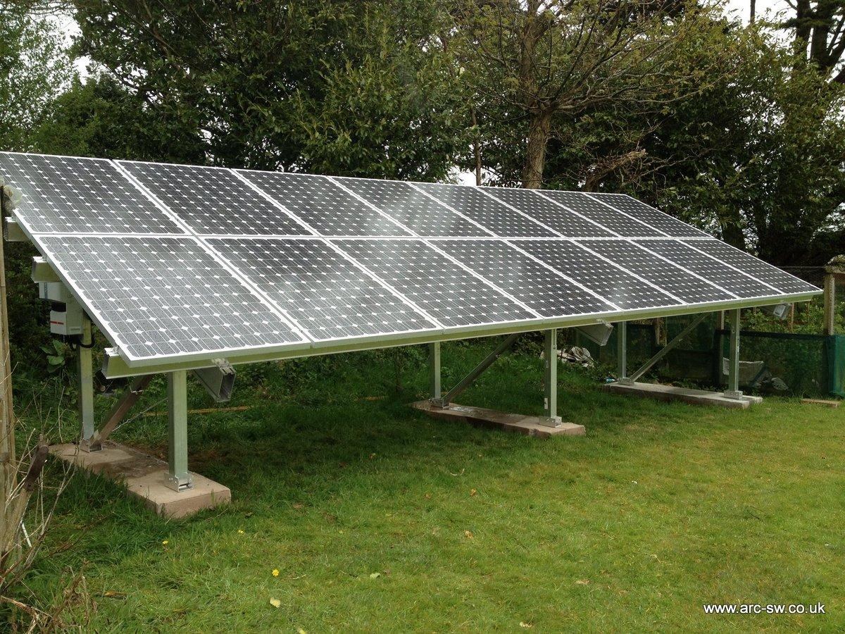 Landsvue Solar PV - Ground Mounted