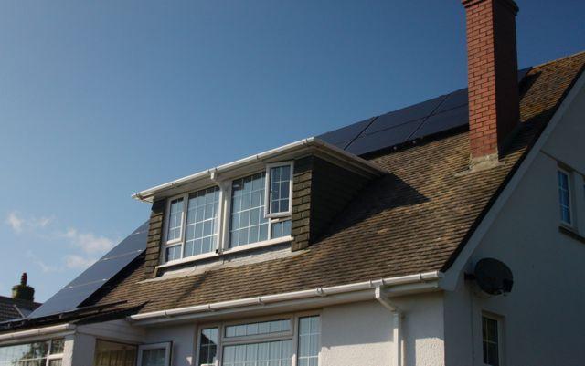 4kw Solar Pv Installation In Porthleven Cornwall Greengenuk