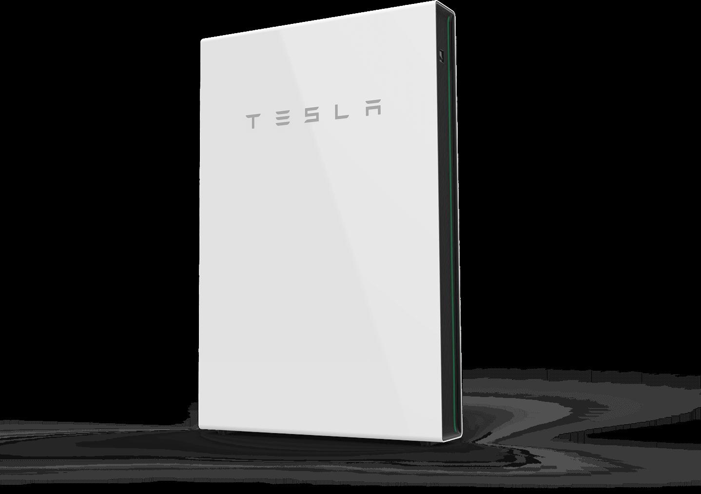 The Tesla Powerwall 2 model
