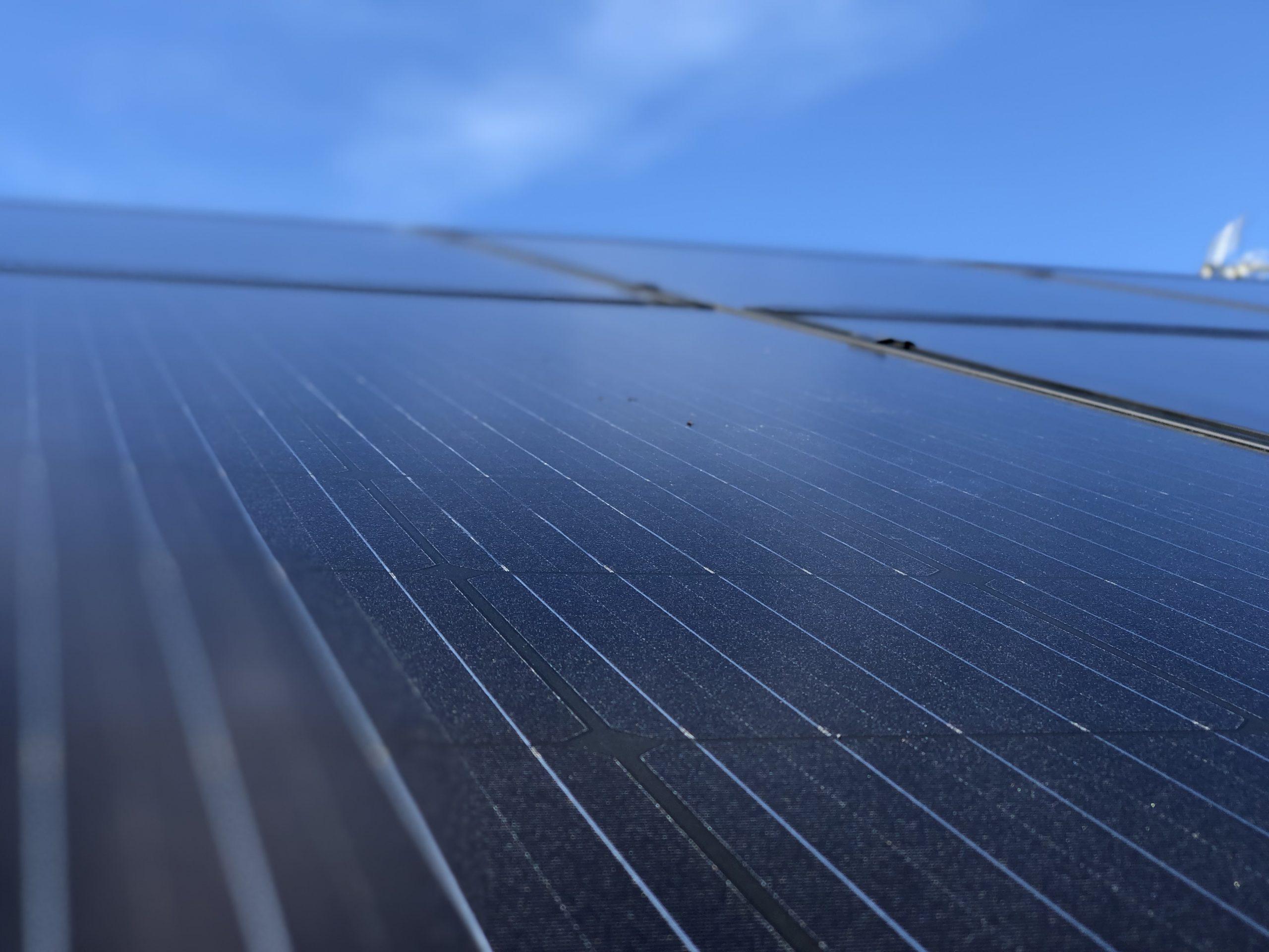 Solar Panels installed in Cornwall Devon